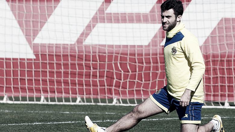 Rossi recae de su lesión y dice adiós a la temporada con el Villarreal