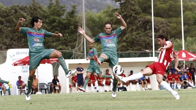 El Levante se impone al Burriana por 0-3