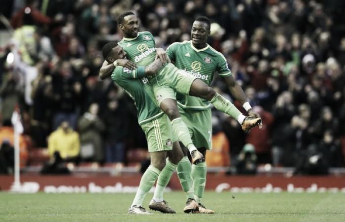 Premier League, il Sunderland rimonta ad Anfield: Liverpool bloccato sul 2-2