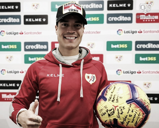 Raúl de Tomás podría ser el mejor jugador de la jornada 19