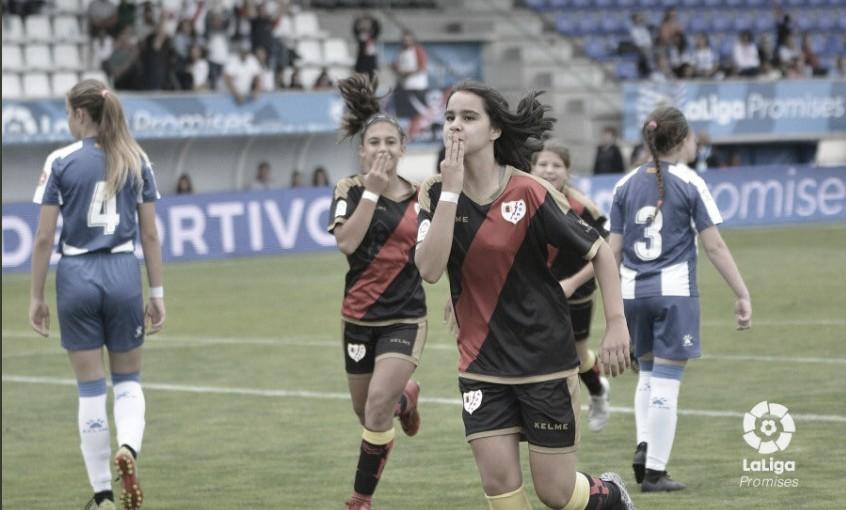 Las chicas, por primera vez en La Liga Promises