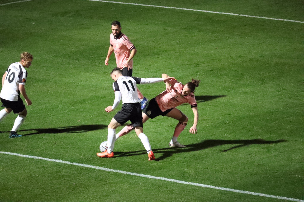 Gateshead 1-0 Curzon Ashton: The Heed narrowly defeat unlucky Nash