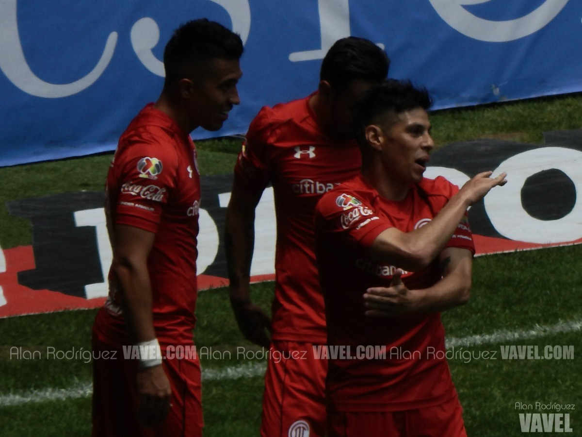 Toluca, primer finalista del Clausura 2018