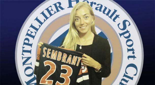 Linda Sembrant à Montpellier !