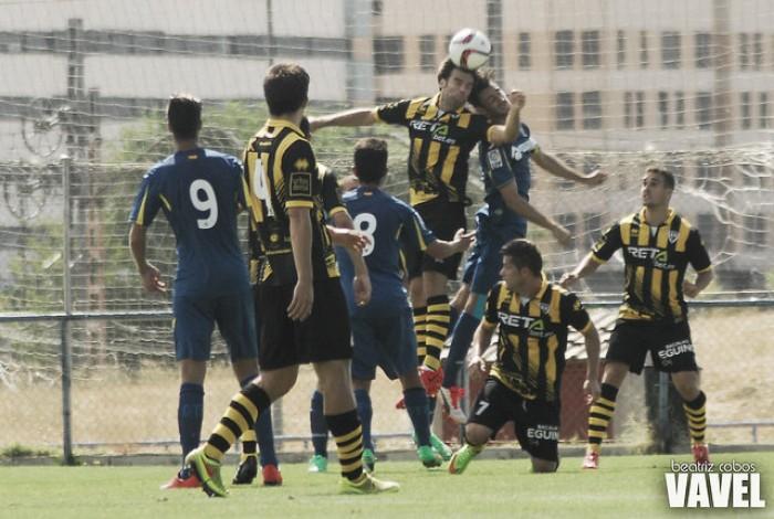 Barakaldo CF - Getafe CF B: con el recuerdo del 3-1 de la ida