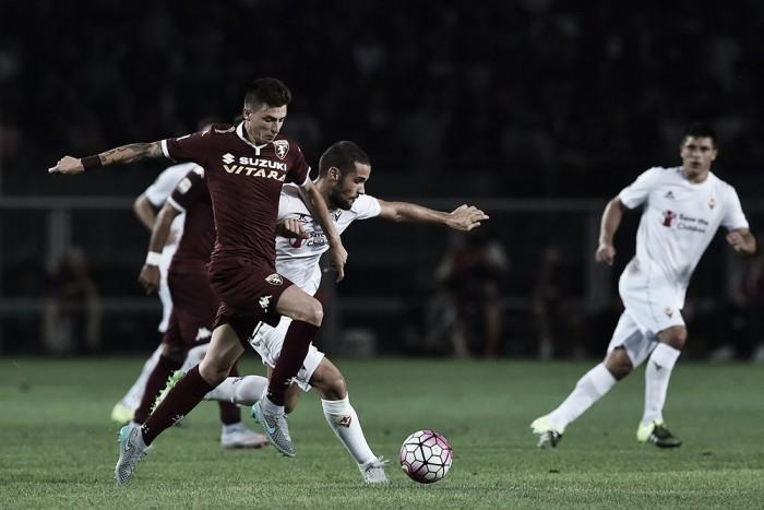 Fiorentina Vs Torino in Serie A 2015/16 (2-0): la Viola torna al successo con Ilicic e Gonzalo