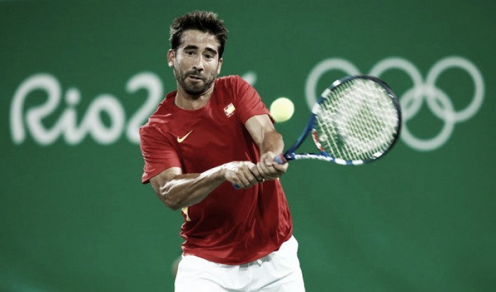 """Marc López: """"La Copa Davis es lo que me falta por ganar"""""""