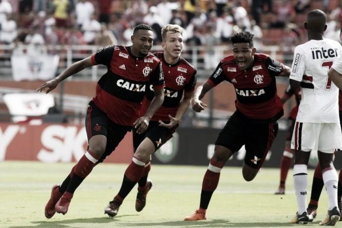É tetra! Com gol de Wendel no início, Flamengo bate São Paulo e conquista título invicto da Copinha