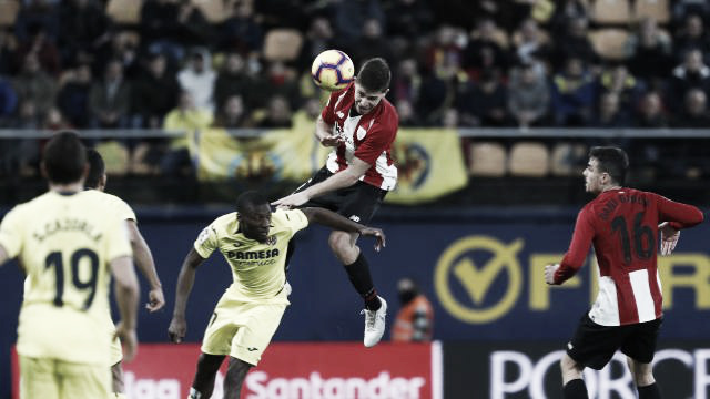 Villarreal FC vs Athletic Club: puntuaciones del Athletic, jornada 20 de la Liga Santander