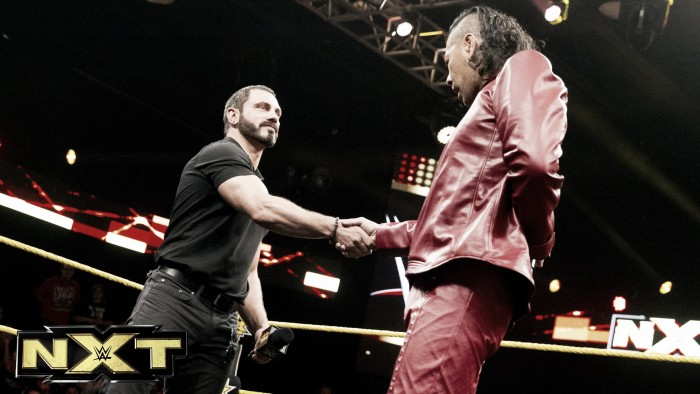 NXT review 5/26/2016