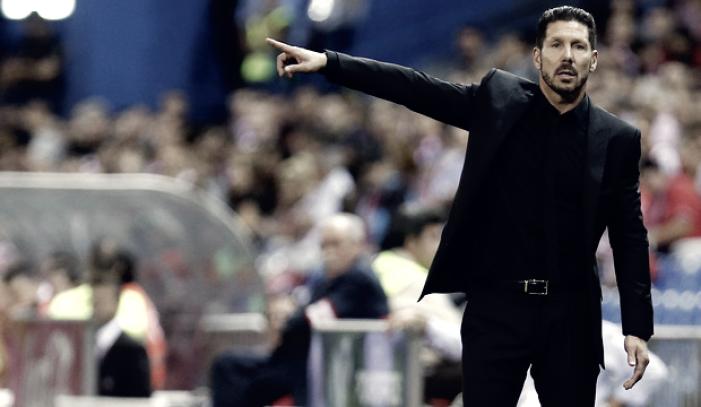 Simeone sigue haciendo historia a lomos de su Atlético