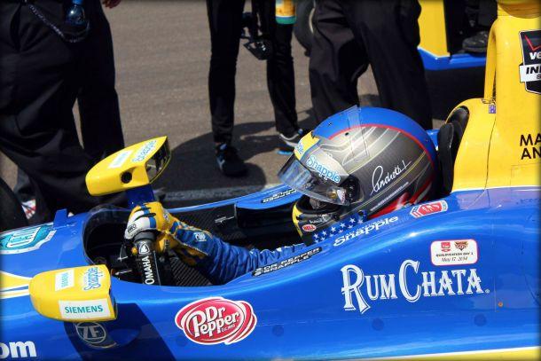 IndyCar: Andretti Aims To Continue Iowa Win Streak