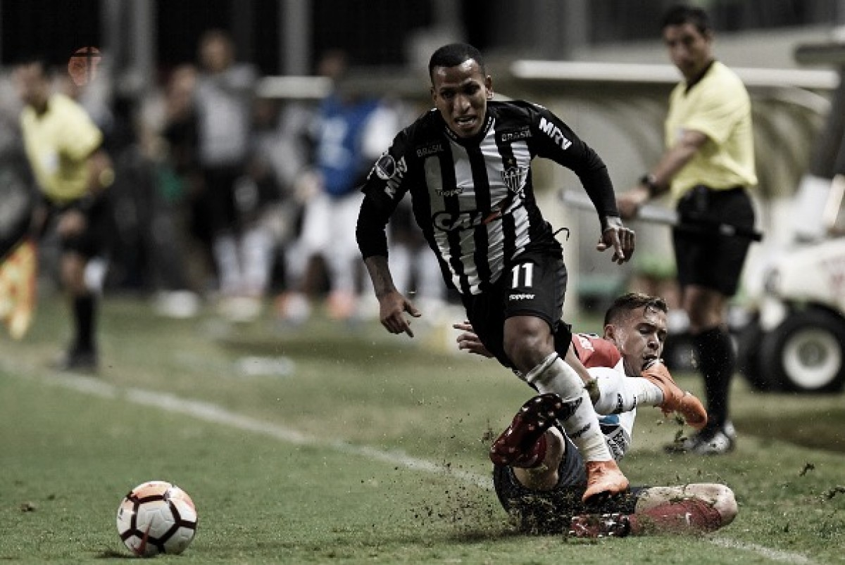 Atlético-MG empata sem gols contra San Lorenzo e está eliminado da Copa Sul-Americana