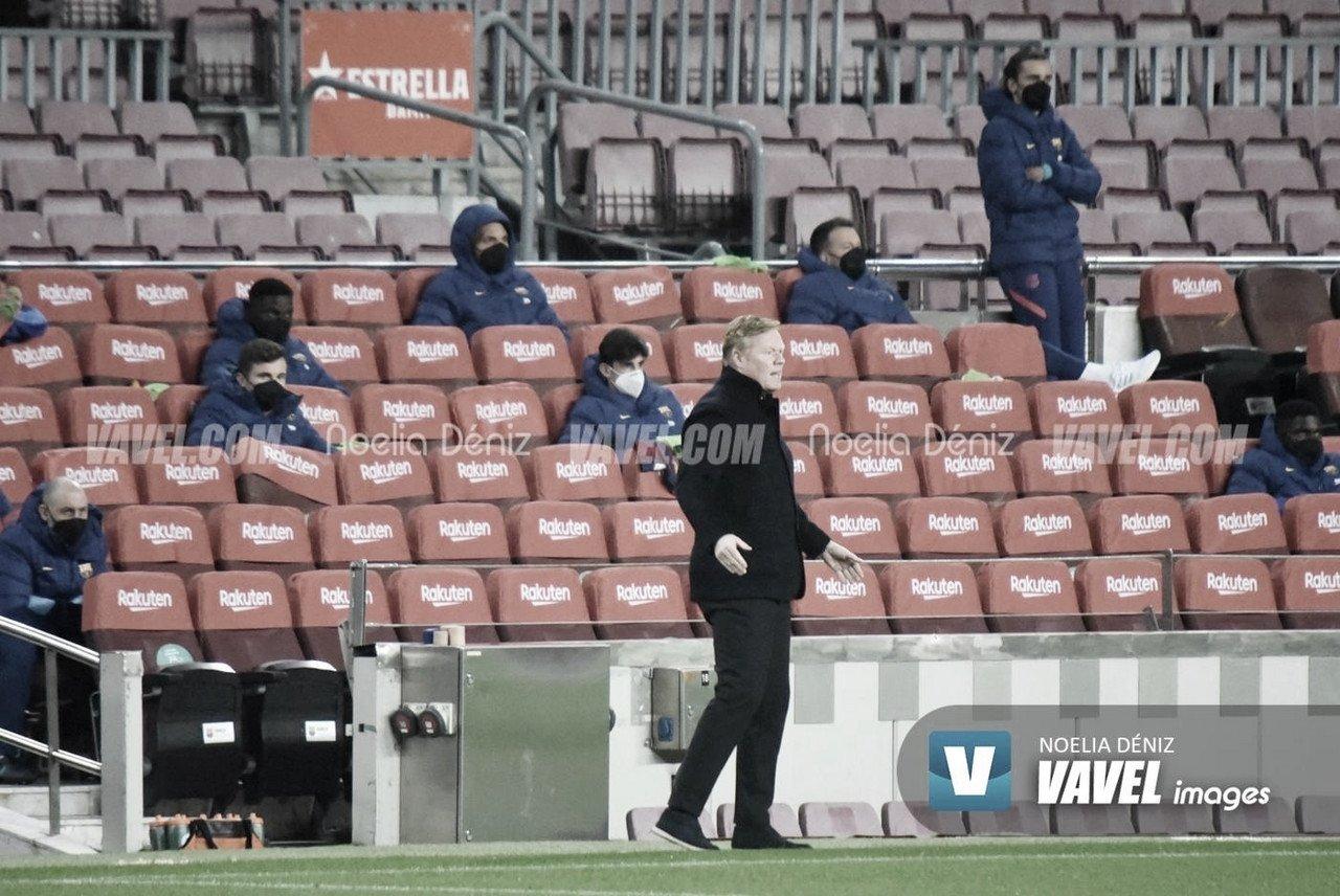 "Koeman: ""El Villarreal juega muy bien al fútbol"""