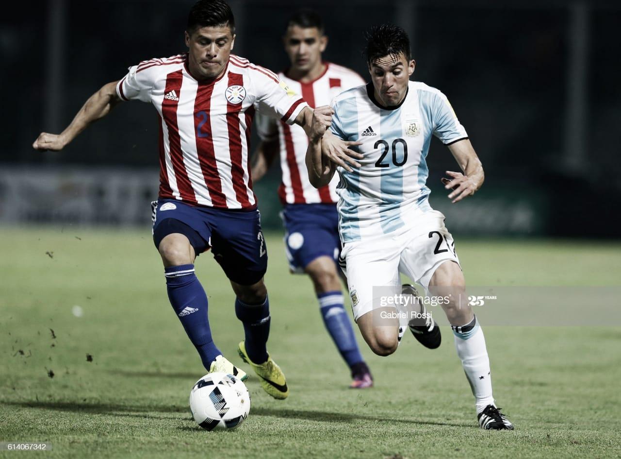 Previa: Argentina vs. Paraguay