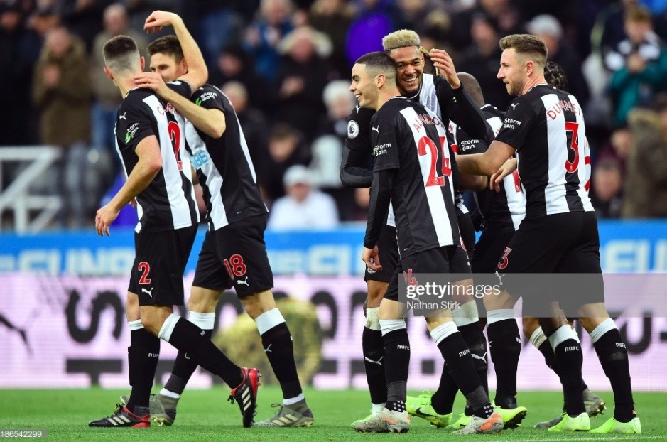 Newcastle United 2-1 AFC Bournemouth: Magpies make it back-to-back wins
