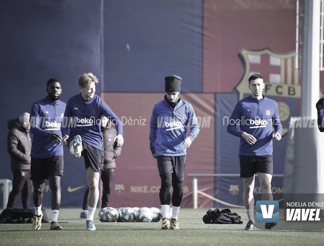El Barça ya piensa en París