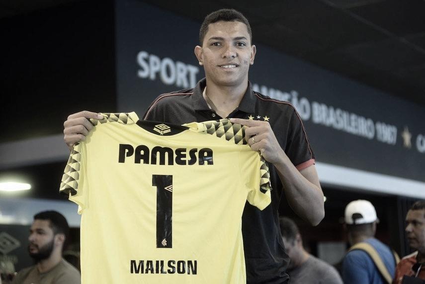Mailson renova contrato com Sport até 2022