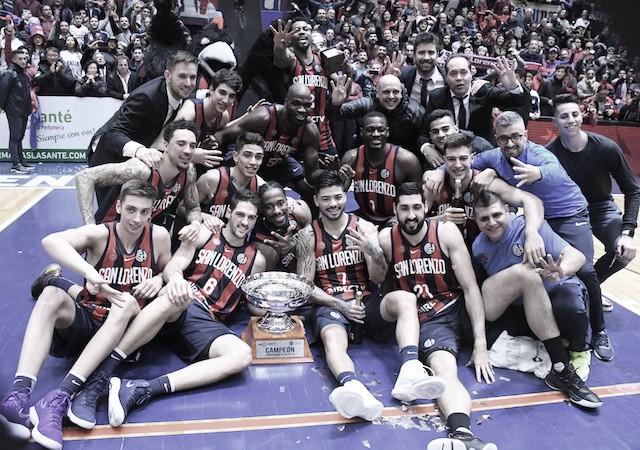 Finales de Liga Nacional: Tetracampeón en Boedo