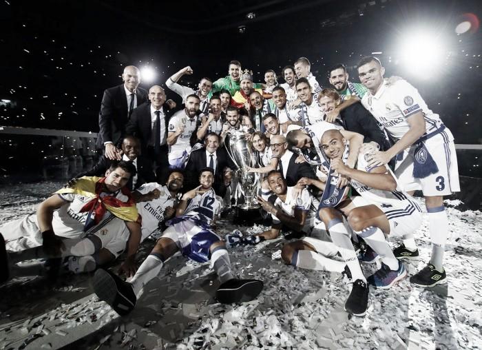 El Madrid vuelve a ser el cabecilla