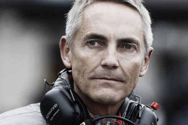 Withmarsh sai da McLaren