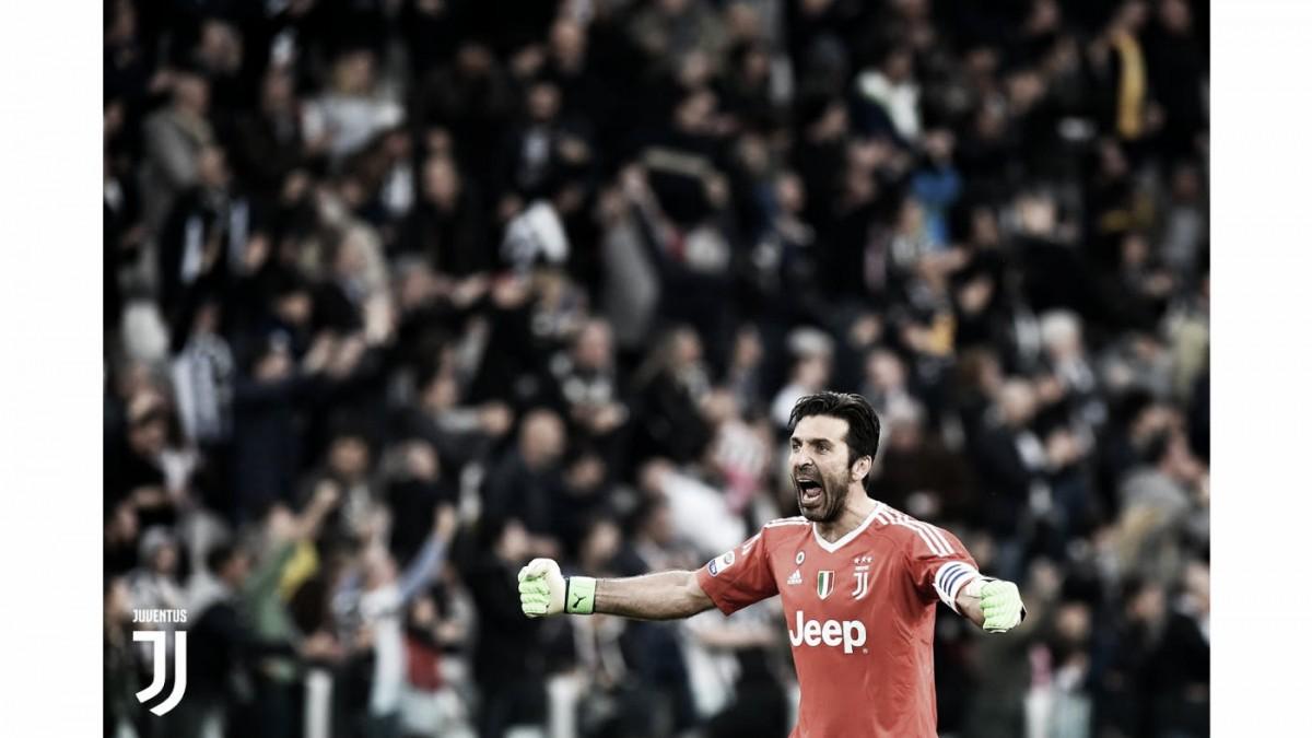 La Juventus tiene media liga en lugar del corazón
