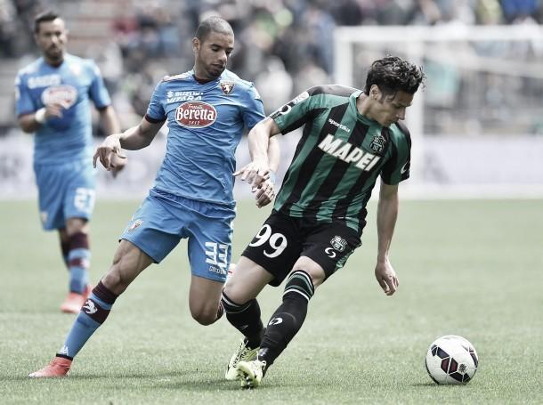 Live Sassuolo - Torino in Serie A 2015/2016: nebbia fitta a Reggio Emilia, match rinviato!