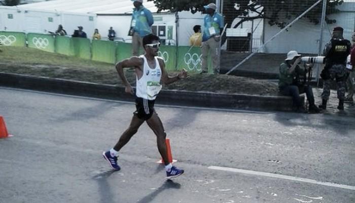 Río 2016: no marcha