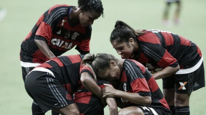 Atual campeão brasileiro, Flamengo goleia Oratório na Copa do Brasil Feminina