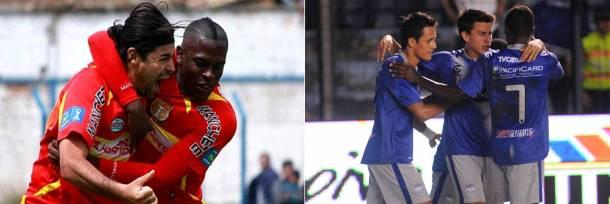 Sport Huancayo - Emelec, así lo vivimos