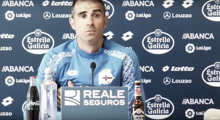 """Garitano: """"Vamos a estar más tiempo defendiendo, pero hay que intentar hacer gol"""""""
