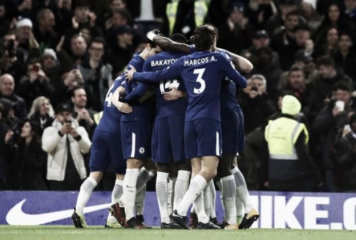 Chelsea melhora na segunda etapa e despacha Brighton no Boxing Day