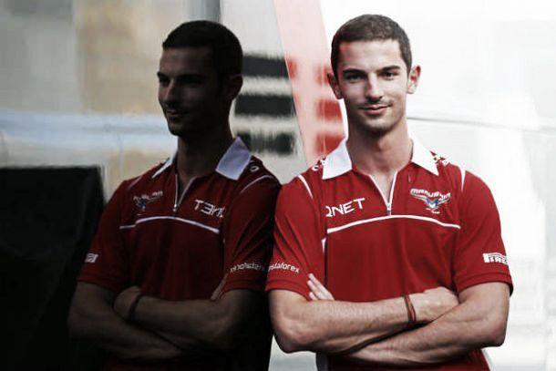 Marussia anuncia americano Rossi no lugar de Max Chilton