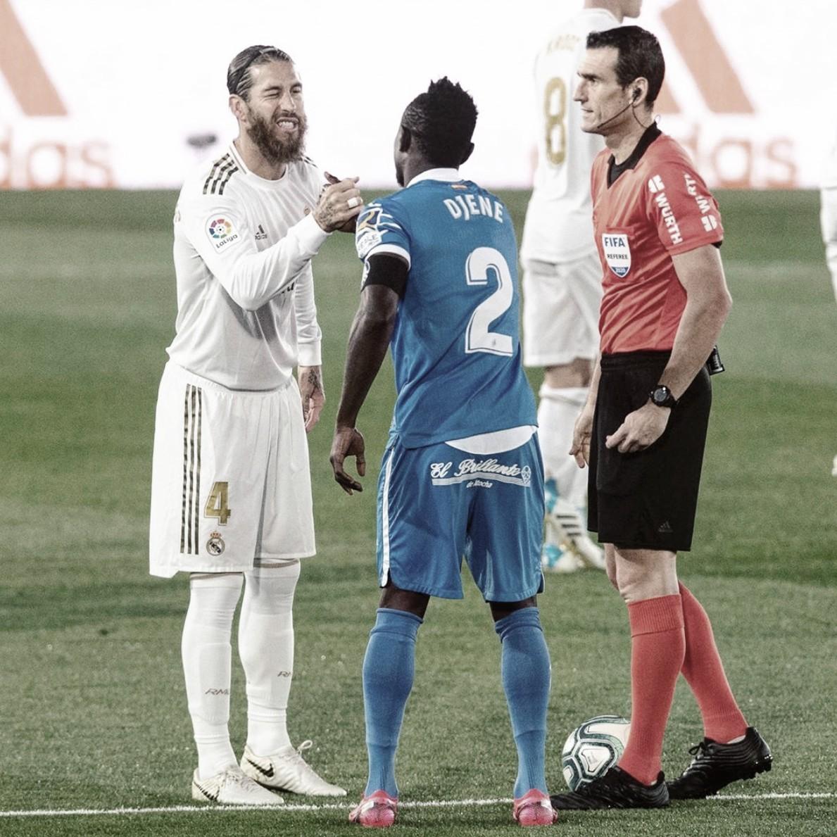 El Real Madrid encadena seis victorias consecutivas, algo que no hacía desde hace tres temporadas