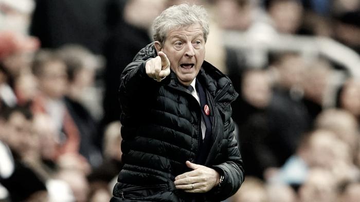 """Roy Hodgson: """"Hicimos un buen partido pero no aprovechamos nuestras oportunidades"""""""