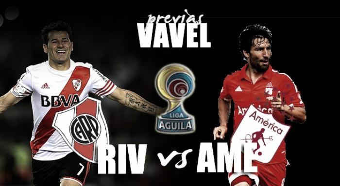 América de Cali vs River Plate: un partido con historia