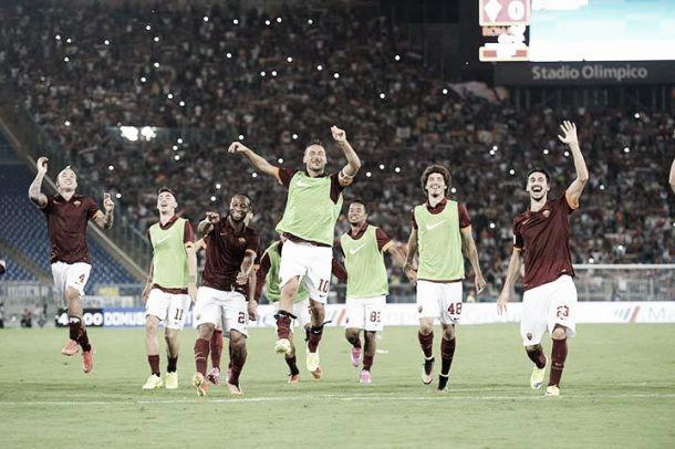 """Rudi Garcia: """"Nunca vi uma Roma tão segura de si e com um bom controle de bola"""""""
