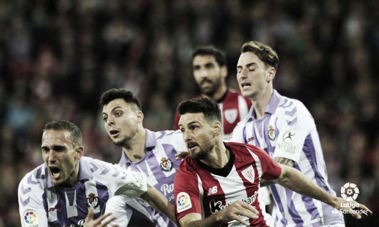 Athletic Club - Real Valladolid: Puntuaciones del Valladolid en la 17 jornada de la Liga 2018