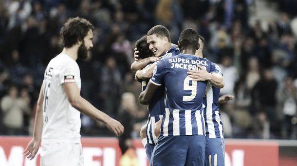 El Oporto se asegura la Champions y ya piensa en el Benfica