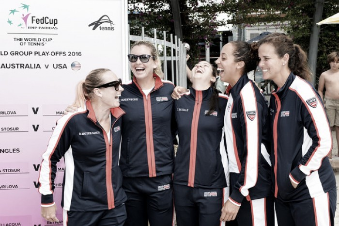 Fed Cup: The United States deny Australia of a win with a shutout down under