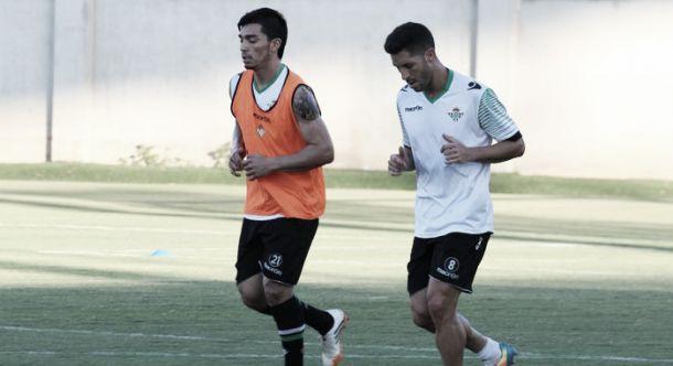 Vuelve a ejercitarse Lolo Reyes, y Cejudo se estrena con su nuevo equipo