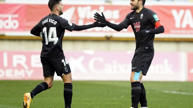 Previa Málaga CF - Granada CF: la primera prueba de fuego en Copa del Rey