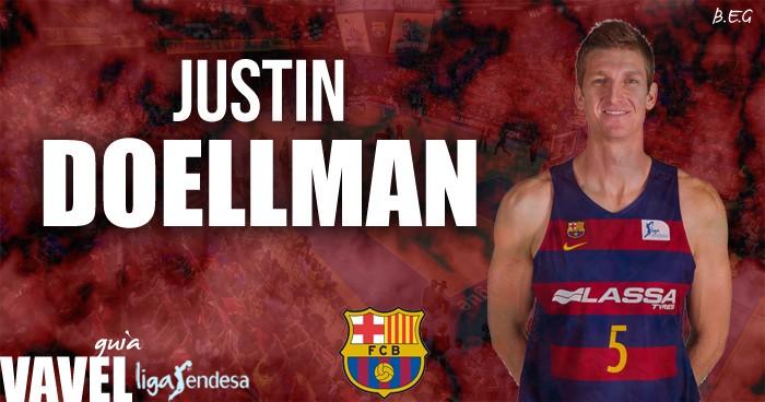 FC Barcelona Lassa 2016/17: Justin Doellman, pieza clave para la temporada
