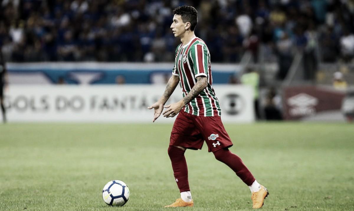 """Titular no Fluminense, Dodi agradece treinador: """"Marcelo me deu muita confiança"""""""