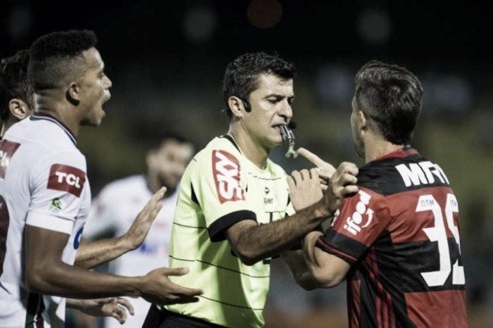 Fluminense envia pedido de anulação do clássico contra Flamengo ao STJD