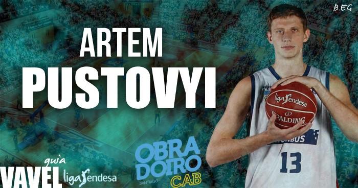 Artem Pustovyi: necesidad de mejora