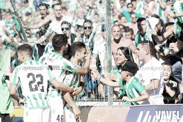 Real Betis - Alcorcón: llegó la hora de volver a su sitio