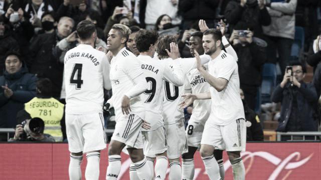 El Real Madrid supera a un serio Alavés