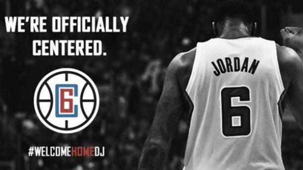 DeAndre Jordan da marcha atrás y se queda en los Clippers