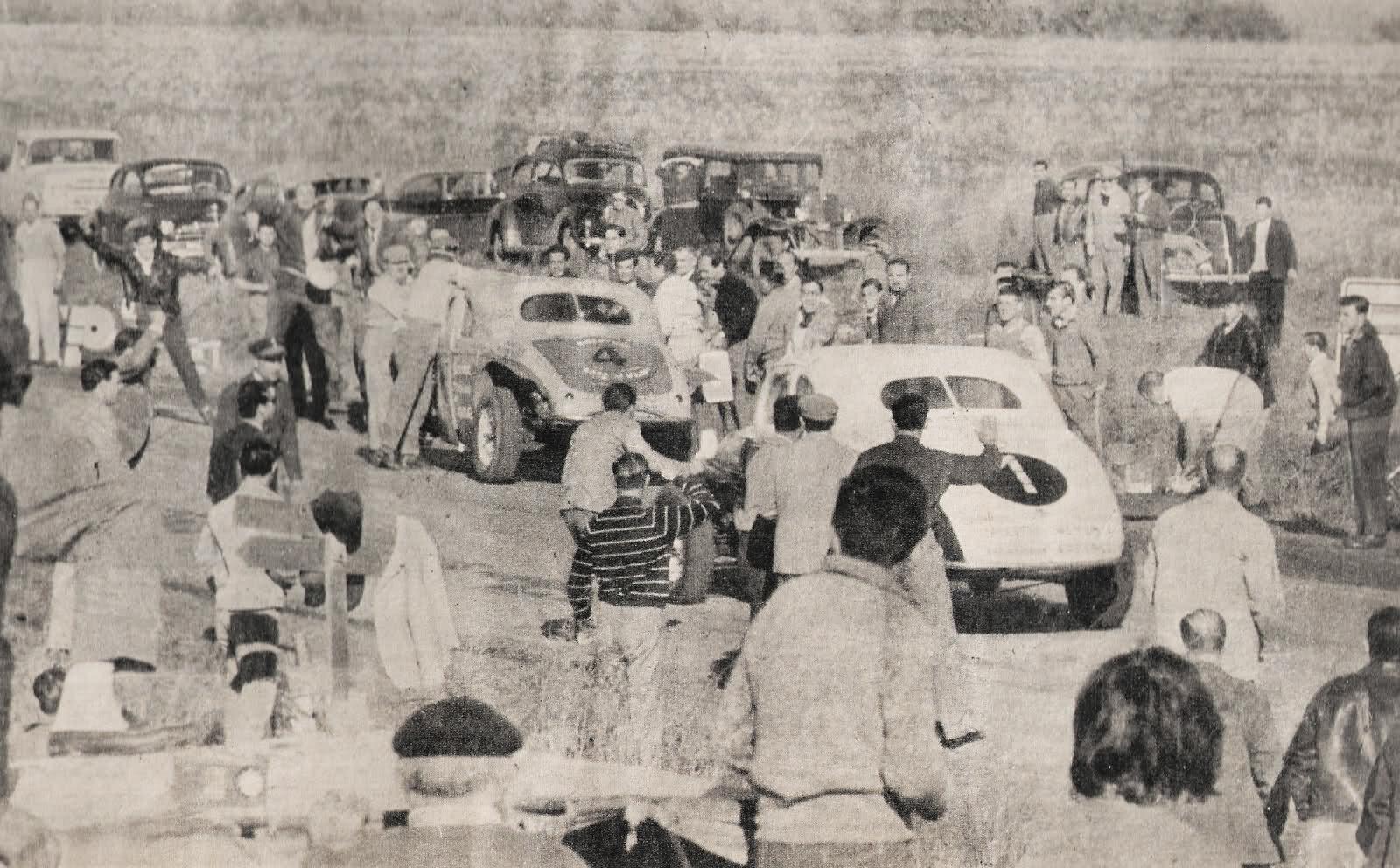 1º Edición Pagos del Tuyu de autos Clásicos